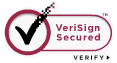 Verisign Secured - Click to Verify